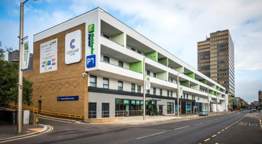 £2.2 million Invested in Extension of Holiday Inn Express